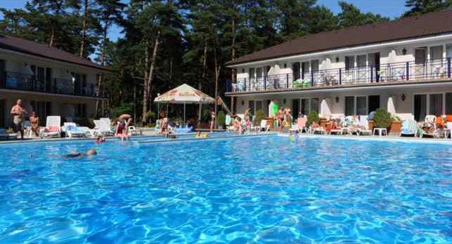 Urlaub an der polnische Ostsee