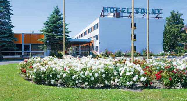 Hotel Resort & Spa Solny in Kolberg