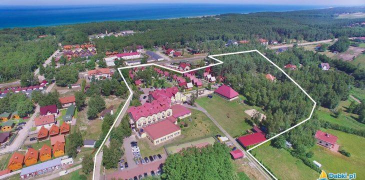 Ostseebad Kolberg 5 Nächte Hotel Burszty Spa