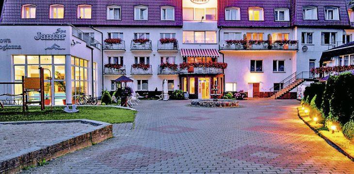 Ostseebad Rewal <br/>5 Nächte All Inklusive im Hotel Jantar